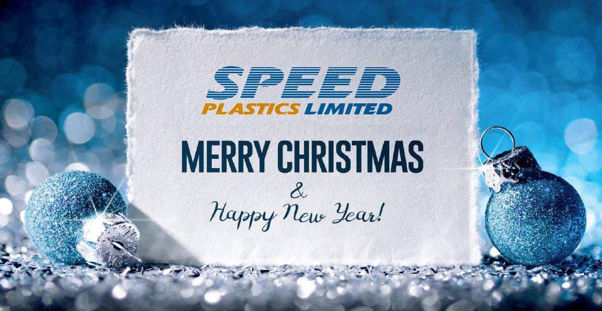 Merry Christmas! from Speed Plastics